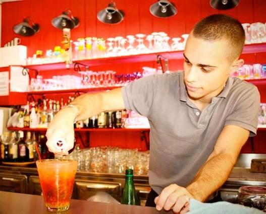 Le Petit Jardin du Cévenol Bistrot bar à Anduze