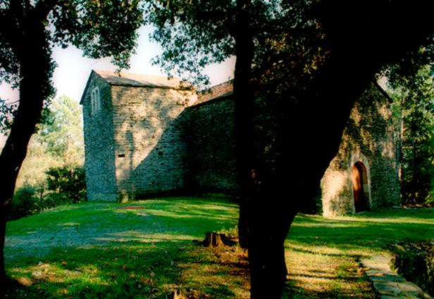 Lamelouze - église