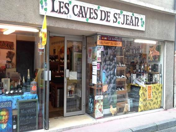 Boutique Cave St Jean
