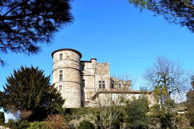 Château Saint Bonnet de Salendrinque