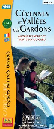 Cartoguide Cévennes et Vallées des Gardons