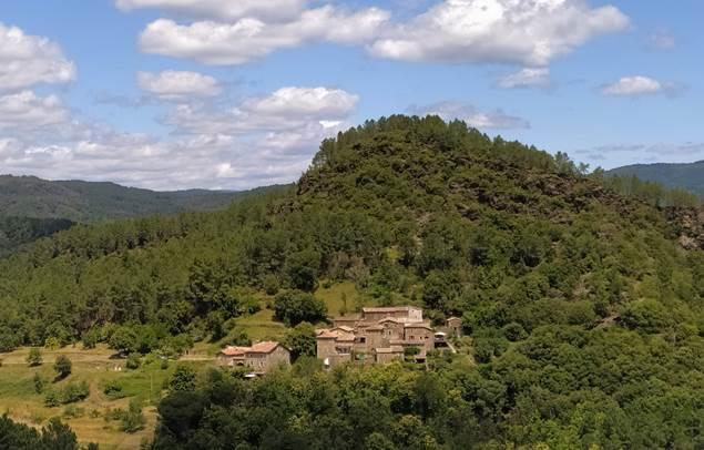 hameau cévenol
