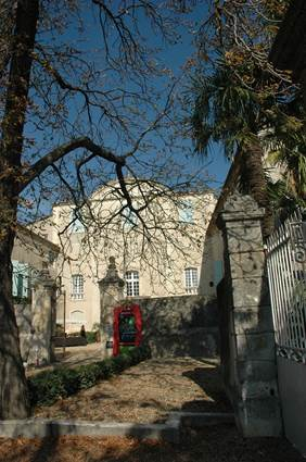 Château Ribaute les Tavernes