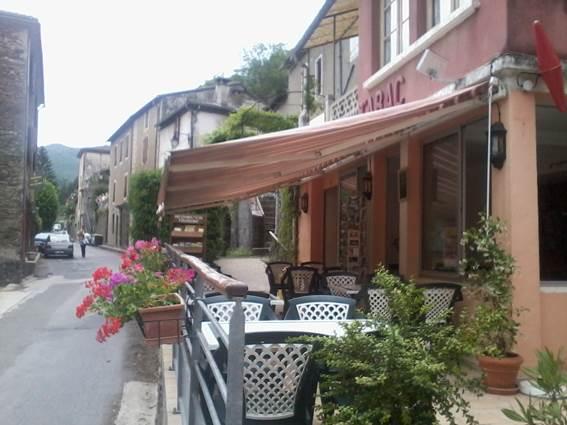 Bar des terrasses aux Plantiers