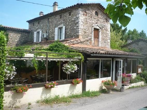 Restaurant La Bergerie Anduze en Cévennes
