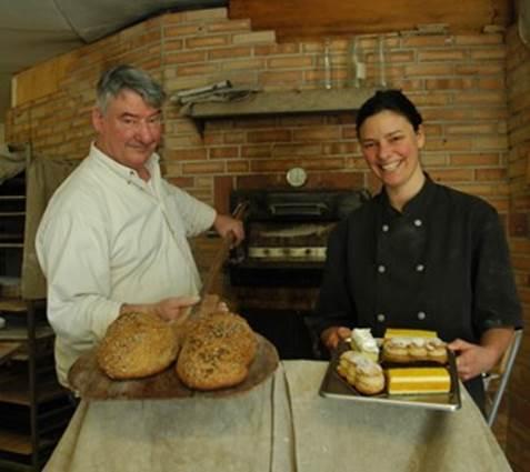 De ferme en ferme - Denis et hélène Desmarest - RIBAUTE LES TAVERNES