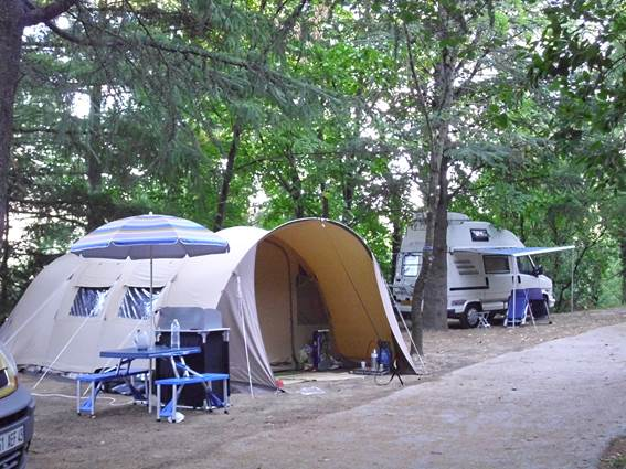 Camping Les Hauts de Labahou 6