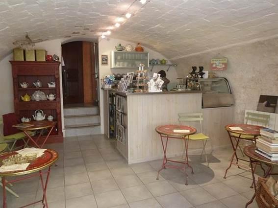 Salon de thé Teapotes Anduze
