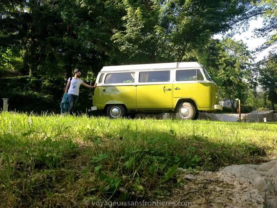Voyageurs sans frontie`res Road trip en Ce´vennes
