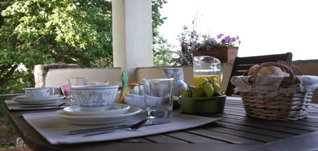 Un bon petit déjeuner pour bien commencer la journée