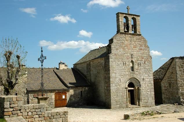 Voie Régordane - Chapelle de la Garde Guérin