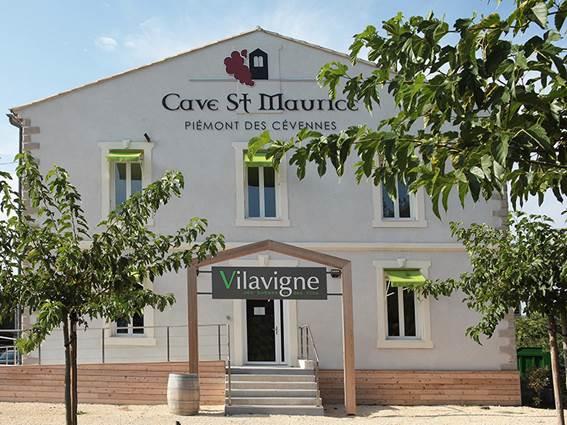 Cave De St Maurice Vilavigne - BROUZET LES ALES