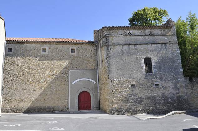 Saint-Christol-les-Ales-eglise-chateau