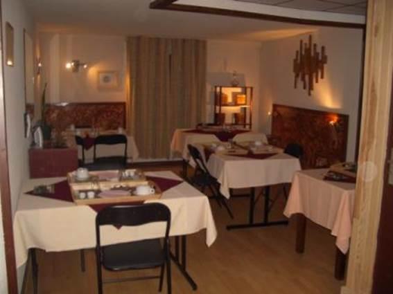 Hôtel du Commerce Pt St ESPRIT Petit déjeuner