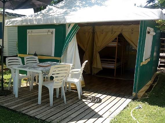 Camping l'Olivier - 08