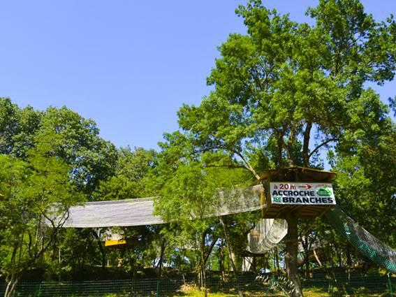Accroche toi aux branches Vallon Pont d'Arc 2