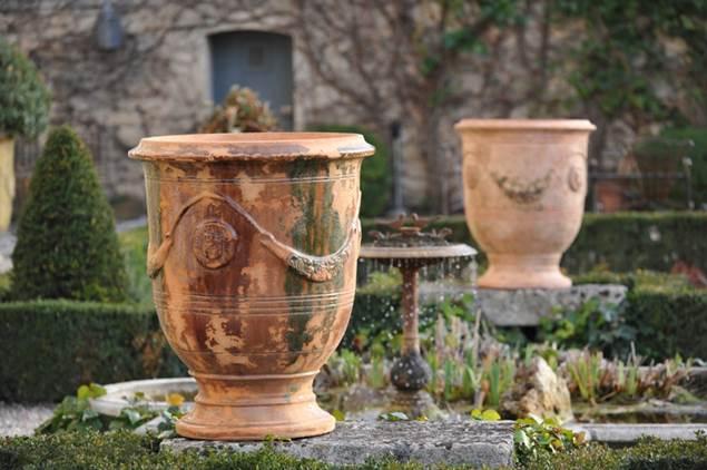 Vase d'Anduze la Madeleine