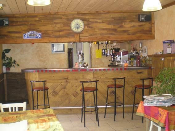Hôtel LES QUATRE SAISONS Bar