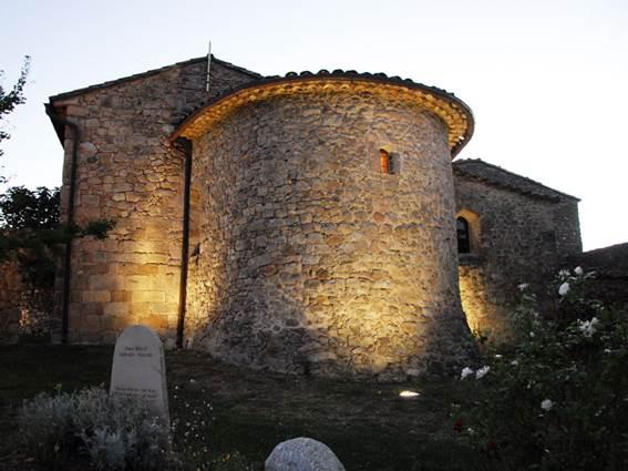 Sainte-Croix-de-Caderle-Temple