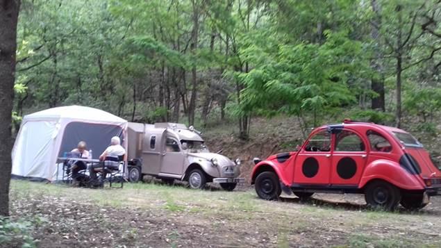 Camping Les Hauts de Labahou 3