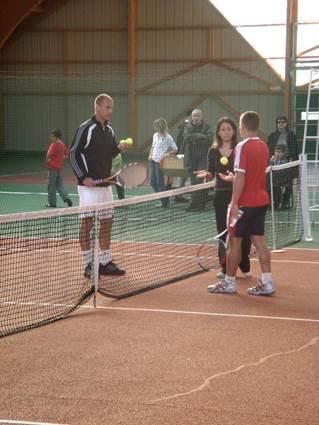 Prospe Tennis St Jean du Pin