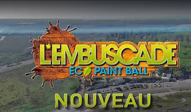 eco-paintball embuscade