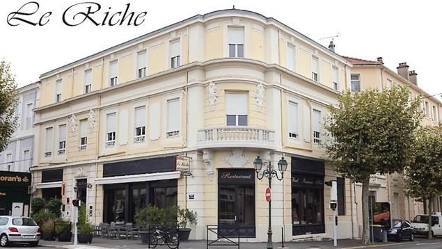 Le Riche Hôtel à Alès