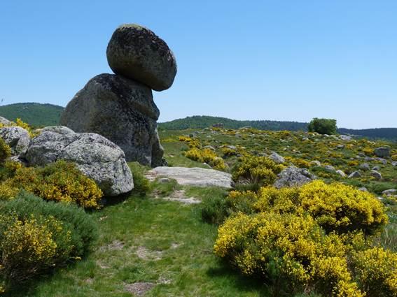 Voei Régordane - Granit
