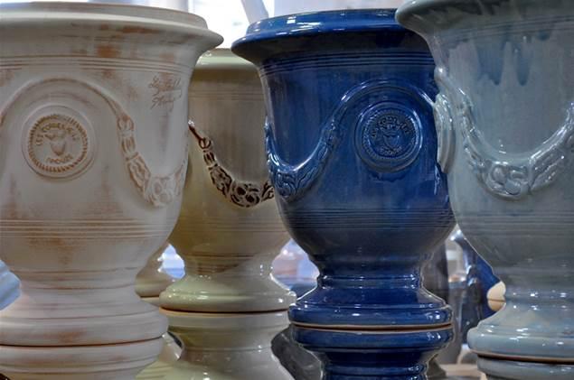Vase d'Anduze les Cordeliers
