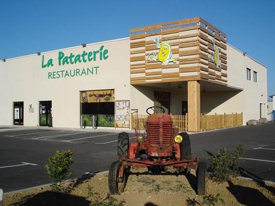 Restaurant La Pataterie à Alès en Cévennes