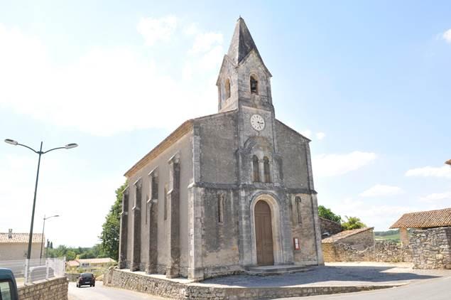 Castelnau-Valence-Eglise