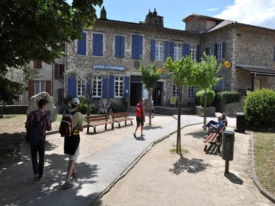 St Jean du Gard Bureau d information touristique