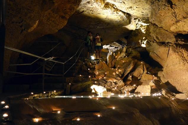 Grotte Trabuc Cévennes