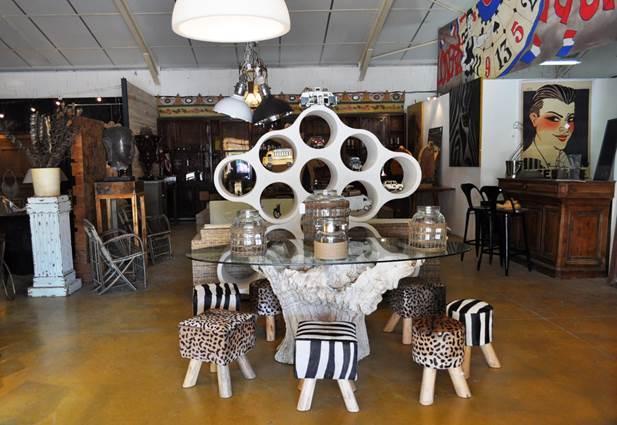 Espace Gide décoration salon