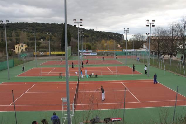 Prosper Tennis St Jean du Pin 1