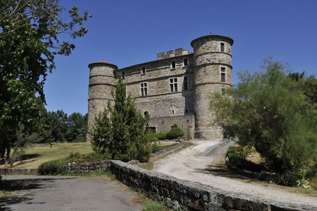 Saint-Bonnet-de-Salendrinque-chateau-castellas