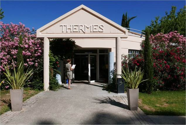 Thermes des Fumades