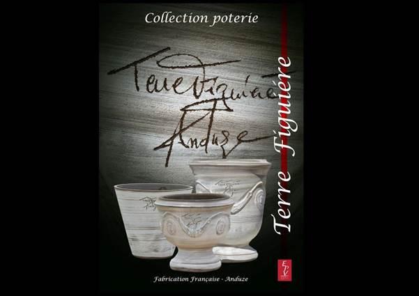 Terre Figuière - Vases d'Anduze