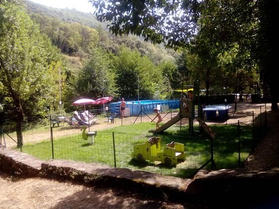 Camping L'Oree Des Cevennes - ST JEAN DE VALERISCLE