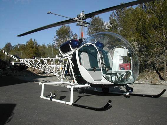 Cévennes hélicoptère St Croix de Caderle 3