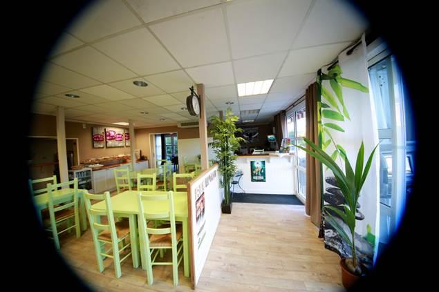Fasthotel à Caissargues