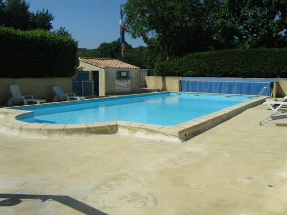 Les cigales piscine