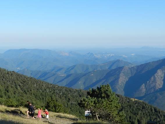 Mont Aigoual - Paysage Cévennes