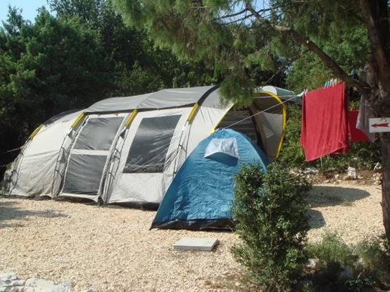 Camping La Buissière