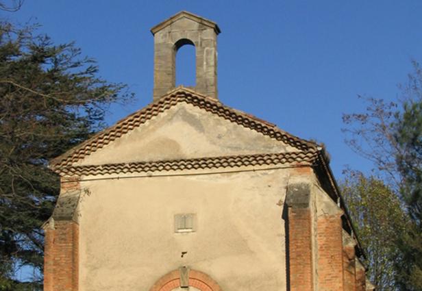 La Vernarède - Temple
