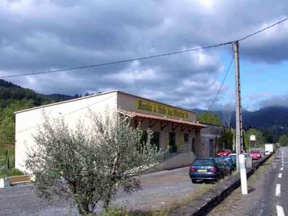 Le Moulin à Huile des Olivettes ST JEAN DU GARD