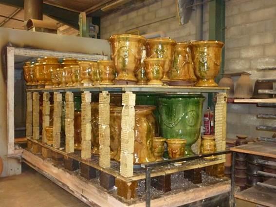 Terre Figuière poterie à Lézan