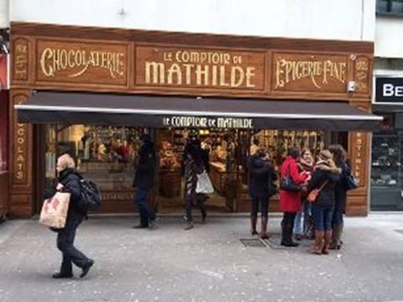 Le Comptoir De Mathilde - ALES