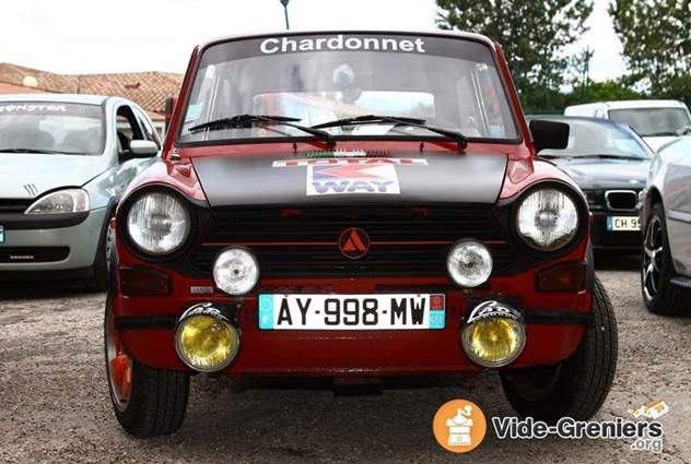 Vide grenier-cox and retro 5
