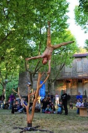 Cirque à la Bambouseraie